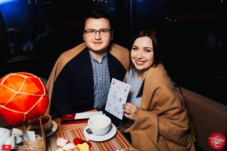 St. Valentine's day в арт Cafe-Teplo