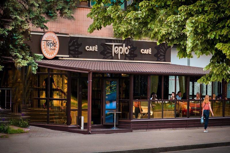 Happy hours в арт-кафе Teplo!