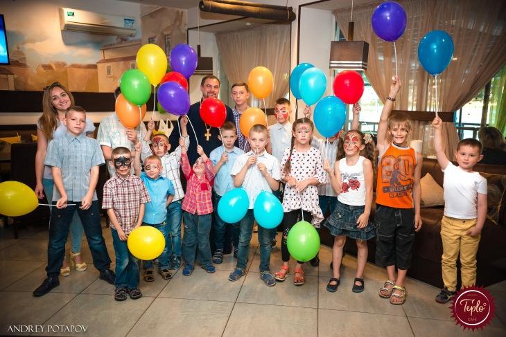 День защиты детей в арт Cafe-Teplo